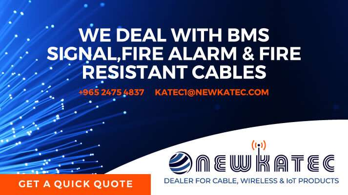bms, fire alarm and fire resistant cables