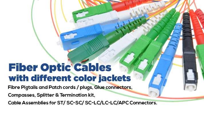 fiber optic cable jackets